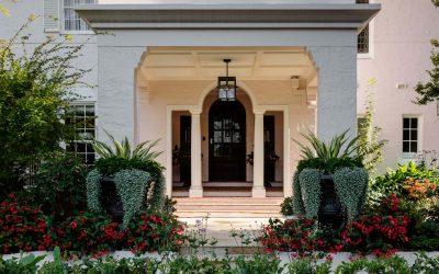 Design: make an entrance